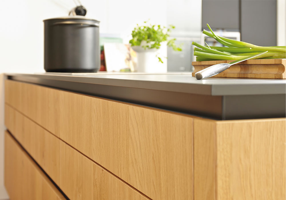 klassische schichtstoff arbeitsplatten bei. Black Bedroom Furniture Sets. Home Design Ideas