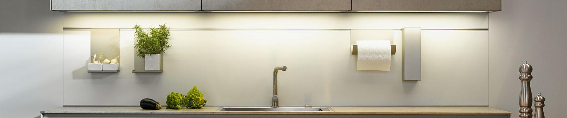 Abbildung Slide Küchenbeleuchtung