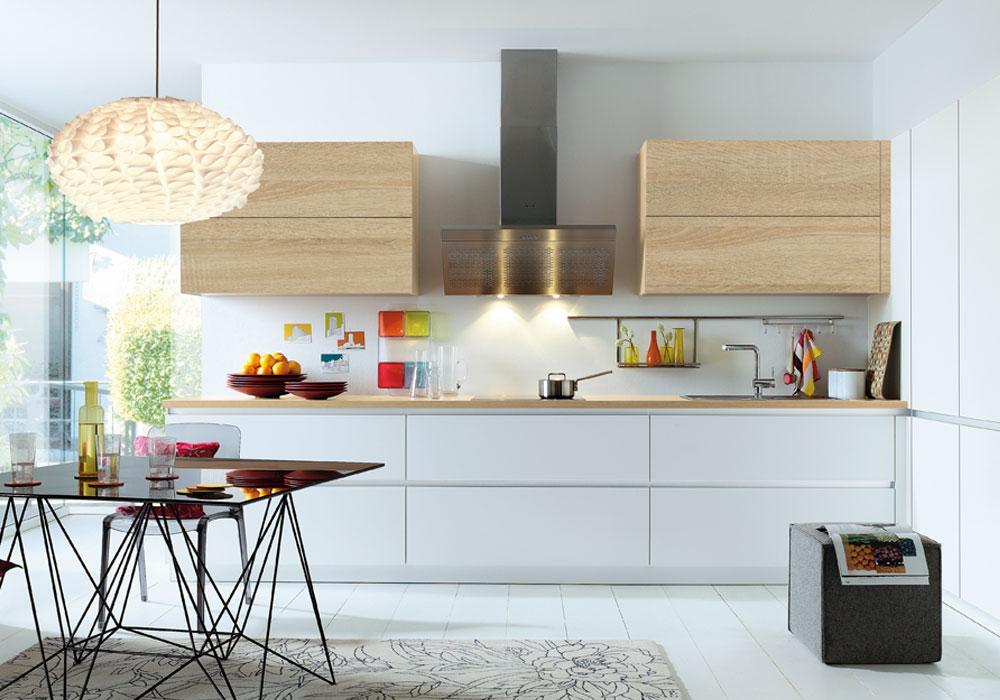 Abbildung Einbauküche More Style