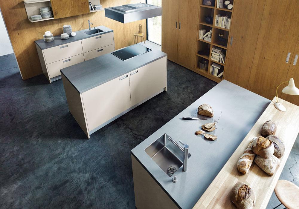 Abbildung Modulküche NX 502 2